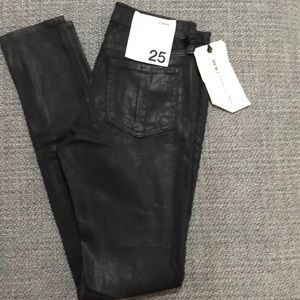 Rag & Bone BNWT coated legging😎$300 value!❤️